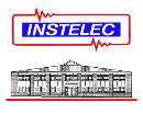 Logo design for Instelec, by John Neville Cohen
