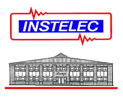 Graphic Design for Instelec by John Neville Cohen