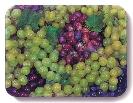 WorkTop Saver, Grapes  by John Neville Cohen