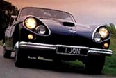 Jensen CV8 and 541S classic cars - Lots of information & photographs plus an in depth article about the fabulous 541S. John Neville Cohen.