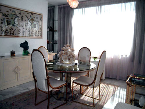 La Alcazaba apartment Dining room close to Puerto Banus